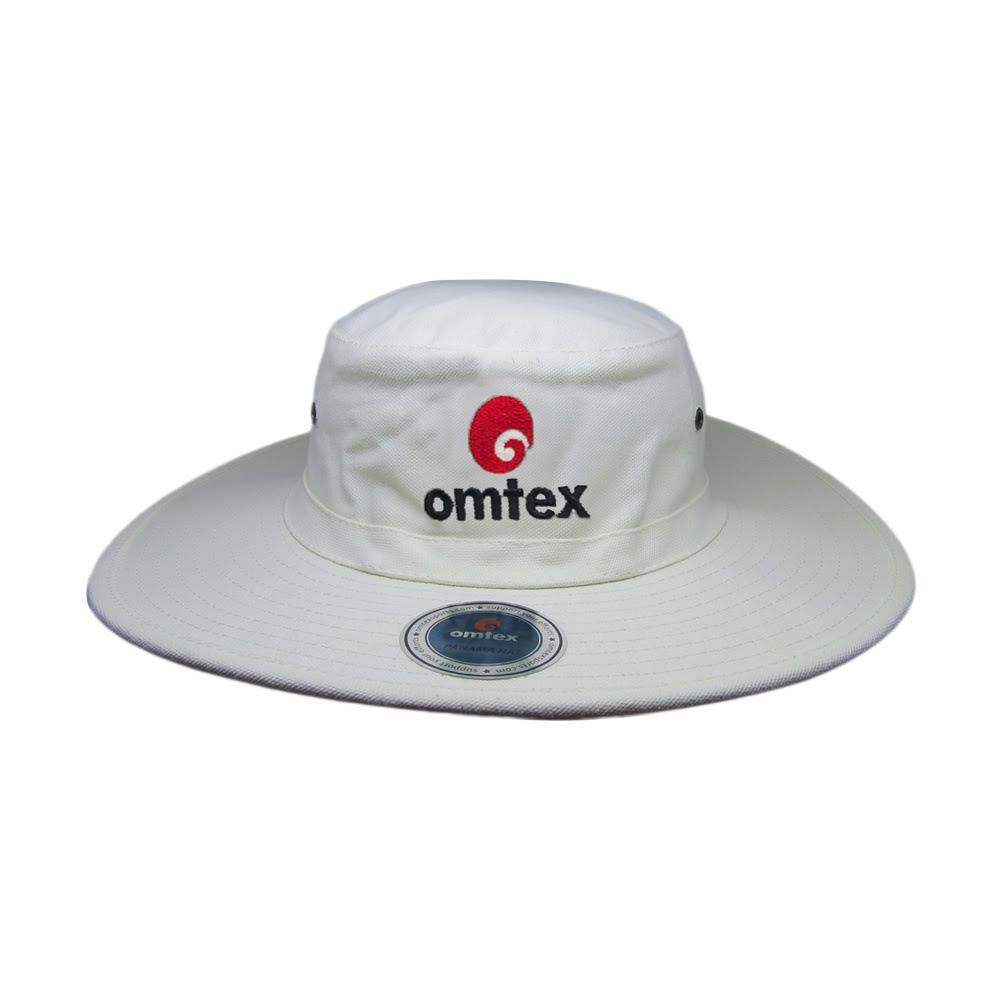 Omtex Panama Hat Test - Half White