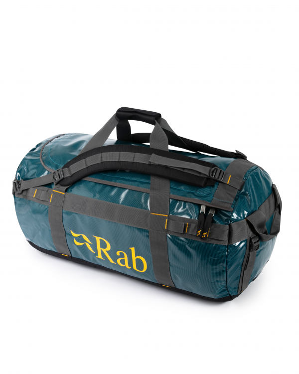 Rab Expedition Kit Bag 80 Ltr - Travel Duffle (Blue)