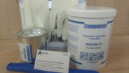 Weicon F2 Plastic Metal, Packaging Size: 2 kg, Packaging Type: Box