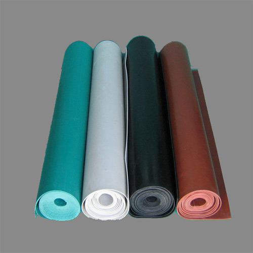 Natural Rubber Sheet, Thickness: 5-25 mm