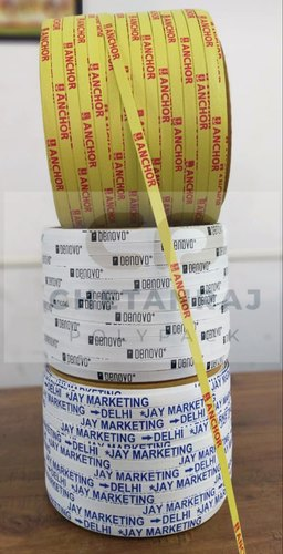 Polypack Printed 18mm PP Strap Roll